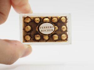 Dollhouse-Miniature-Sylvanian-Families-Chocolate-Ferrero-Rocher-4cm-x-2-5cm