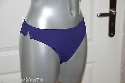 bikini swimsuit blue sultan ERES oxygen T 42//44 NEW LABEL V