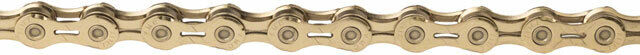 KMC X11EL Chain 11-speed 118 Links Ti-Nitride Gold