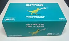 Exploding Kittens On a Scale of One to T-Rex Card Game for sale online