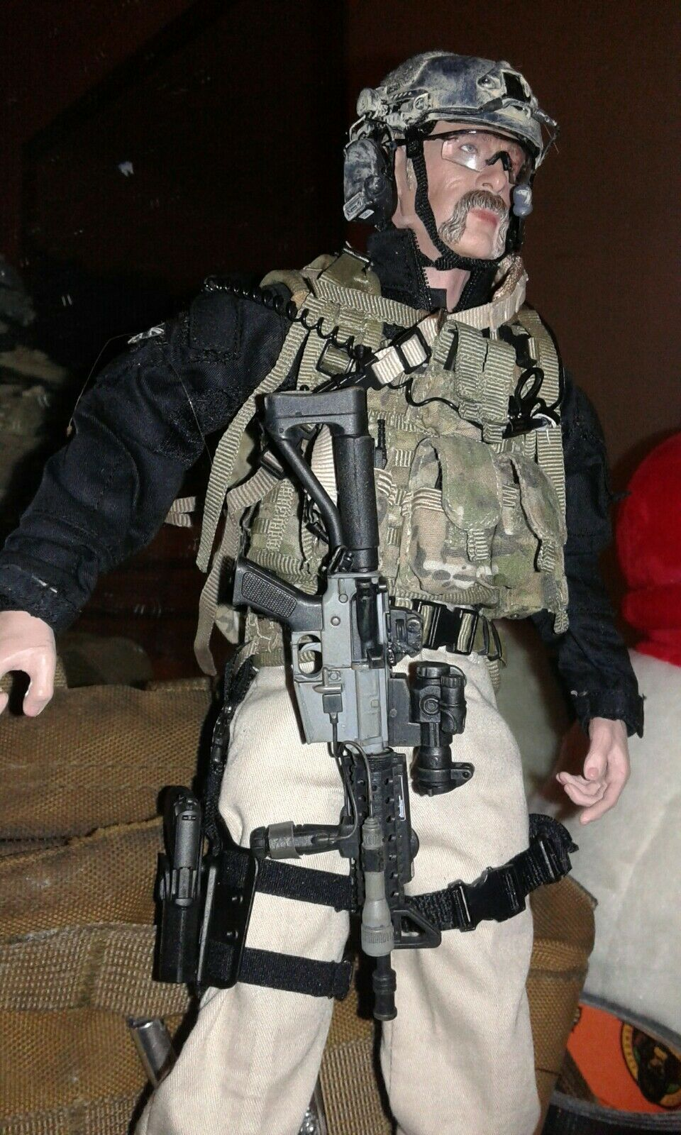1/6 scale UK Special Forces Operator Action Figure