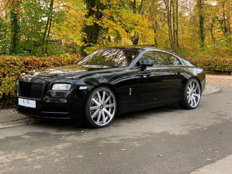 Rolls Royce Wraith 6,6 aut. 2d