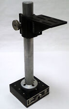 Newport Instrument Stand Assembly With Model 200 360 90 Amp 45 Used