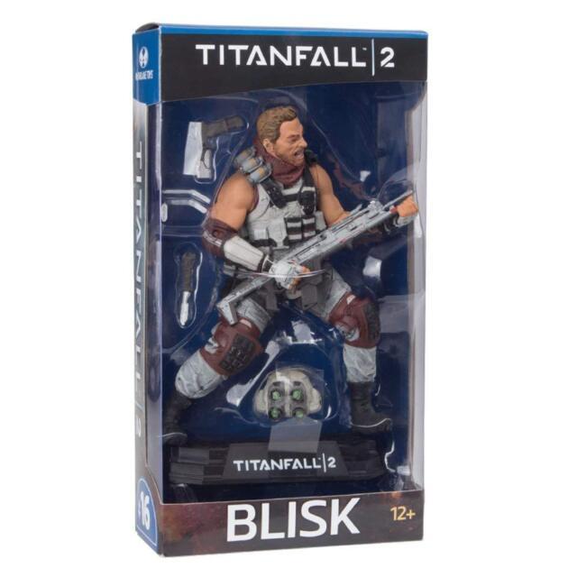 """Titanfall 2 Blisk 7"""" Action Figure"""