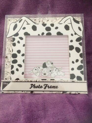 101 Dalmatiens chien en forme de cadre photo PRIMARK HOME neuf et emballé