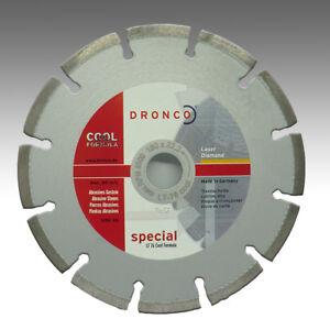 Dronco-115mm-Diamant-Trennscheibe-LT76-Kalksandstein-Estrich-Ziegel-Abrasive