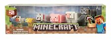 Minecraft Personaggi Giocattoli Series 2 Core animale MOB 6 Pack UK Minecraft giocattolo figura