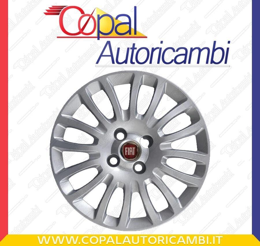 "Set 4 Copricerchi Coppe Ruota Copriruota Fiat Punto 188 cerchio 14/"""