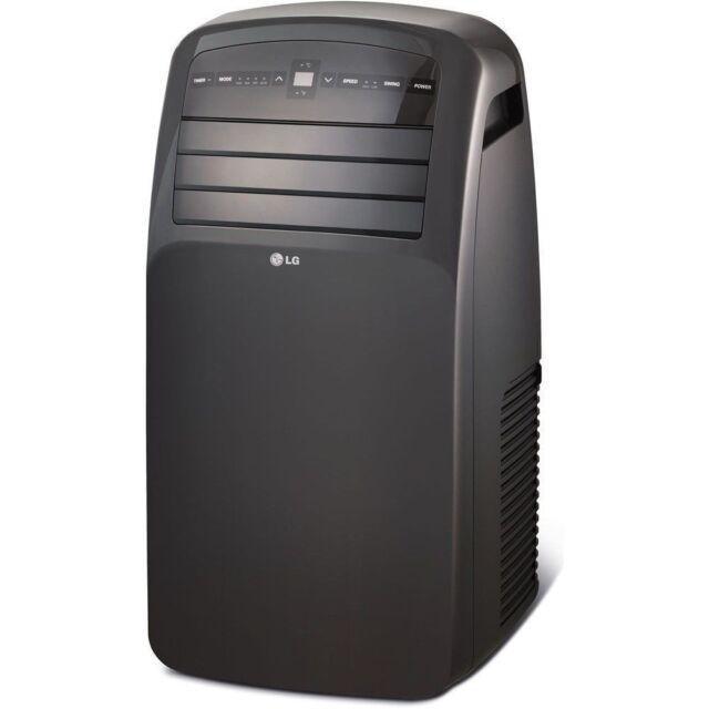 Lg Lp1215gxr 12 000 Btu Portable Air Conditioner With Remote Refurbished For Sale Online Ebay