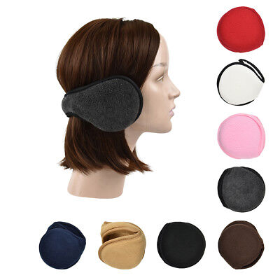 Objective Earmuff Men Women Solid W/soft Lining Behind Ear Foldable Warm Winter Ear Muff Yet Not Vulgar Kids' Clothing, Shoes & Accs