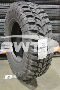 4-New-Roadone-Cavalry-M-T-MUD-120Q-Tires-2457516-245-75-16-24575R16