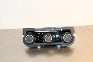 2011-VW-PASSAT-B7-HEATER-CONTROL-PANEL-7N0907426AM