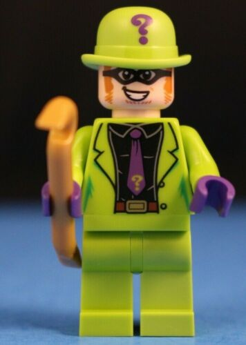 LEGO® DC SUPER HEROES™ 76120 THE RIDDLER Minifigure 100/% LEGO