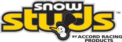 """1//2/"""" 10/"""" Round Bar Pair Snowmobile Ski Carbides - C/&A Sport 1 RM8310"""