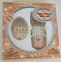 Physicians Formula Illuminating Mineral Kit Warm Bronze Makeup Eye Shadow