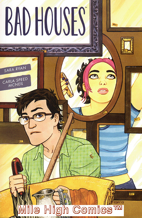 BAD HOUSES TPB (DARK HORSE) (2013 Series) #1 Near Mint