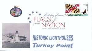 Flags-of-our-Nation-Maryland-Sc-4296-Turkey-Point-Lighthouse