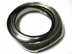 NEW-CRYSTAL-GASKET-for-VINTAGE-SEIKO6138-0040-BULLHEAD-UFO-WATER-PROOF-TESTED
