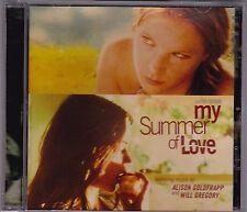 My Summer Of Love - Soundtrack - CD (Milan BBC 2005)