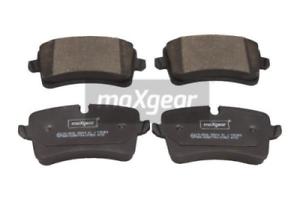 MAXGEAR 19-3026 Bremsbelagsatz Scheibenbremse Bremsbeläge Bremsklötze