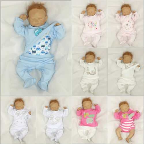 2er SET Baby Starterset Jogginganuzg Erstausstattung UNISEX 56 62 68 Englandmode