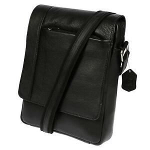 Umhaengetasche-Herren-Damen-Tasche-Schultertasche-butterweiches-Leder-Damentasche