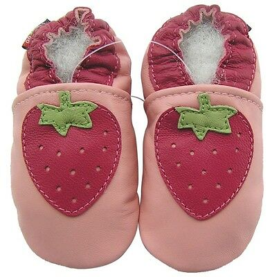 Carozoo Baby Girl Shoes Up To 8years Soft Sole Leather Kids Shoes