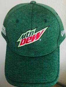 NEW ERA 9FORTY BASEBALL CAP MOUNTAIN DEW NASCAR DALE EARNHARDT JR. 88 ADJUSTABLE