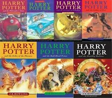 Harry Potter 7 Audiobooks read by Jim Dale - Mp3 Unabridged