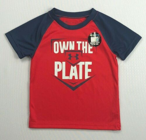 Boy/'s Toddler Under Armour Color Changing Baseball Shirt