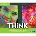 Think Starter Class Audio CDs by Jeff Stranks, Herbert Puchta, Peter Lewis-Jones (CD-Audio, 2016)