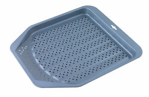Dexam Bakers Pride Non Stick Oven Chip Tray Tin Pan