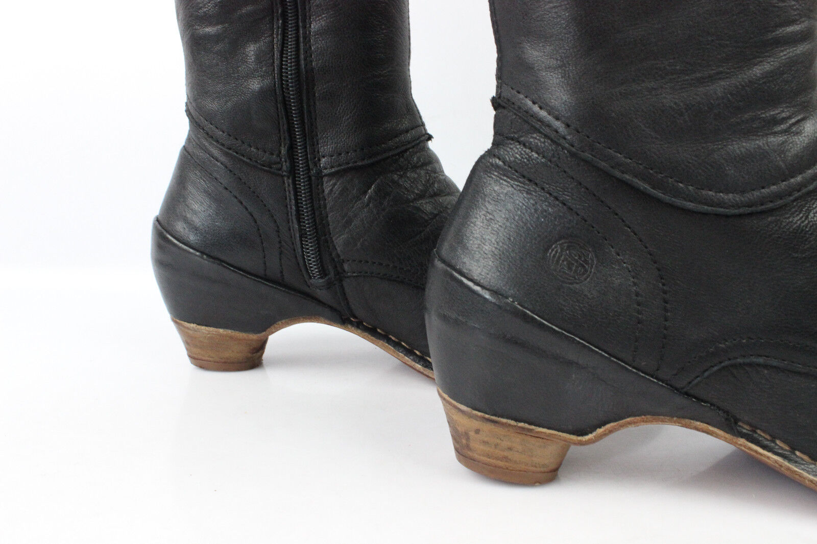 Stiefel NEOSENS Vollleder schwarz T 36 sehr sehr sehr guter Zustand 7b2691