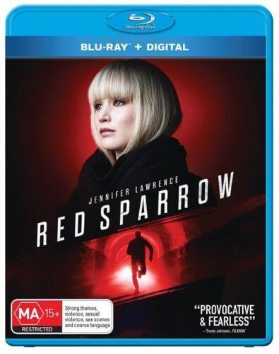 Red-Sparrow-Blu-ray-2018-as-new-Jennifer-Lawrence-Joel-Edgerton-Jeremy-Irons