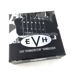 8330374d494 Image is loading EVH-Van-Halen-Signature-Frankenstein-Black-Humbucker-Pickup -