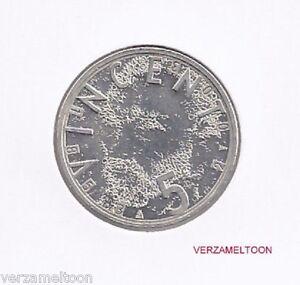 NEDERLAND-UNC-5-EURO-2003-034-HET-VINCENT-VAN-GOGH-VIJFJE-034-UIT-ROL-IN-MUNTHOUDER