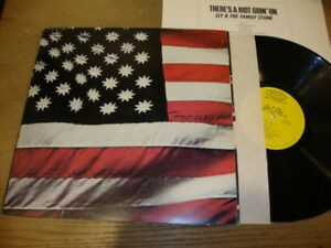 Sly-And-The-Family-Stone-There-039-s-A-Riot-Goin-On-LP-Record-G-VG