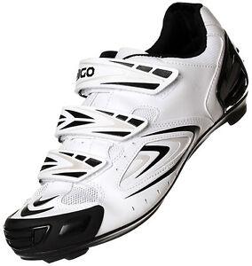 NUOVO-Eigo-ANTARES-il-ciclismo-ROAD-RACING-ciclo-bicicletta-triathlon-Bianco