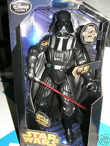 Disney / Star Wars Darth Vader Talking & light&sound action figure