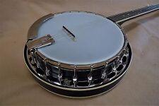 RECORDING KING RKS-06-DBL Starlight Series 5-String RESONATOR Banjo 24-lug