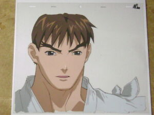 Street Fighter Alpha Zero Ryu Anime Production Cel 5 Ebay