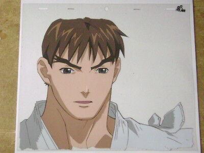Street Fighter Alpha Zero Ryu Anime Production Cel 5 Ebay
