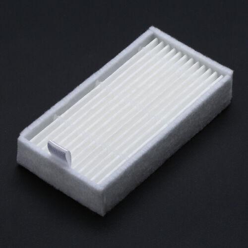 10X HEPA Filter Weiß Roboter Staubsauger Ersatz für ILIFE v1 v5 v5s v3