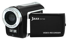 Brand New Jazz DV140 Video Recorder Camera HD Black Mini Camcorder Color DVCam
