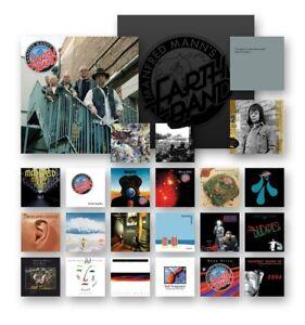 MANFRED-039-S-EARTH-BAND-MANN-40TH-ANNIVERSARY-BOX-SET-21-CD-NEU