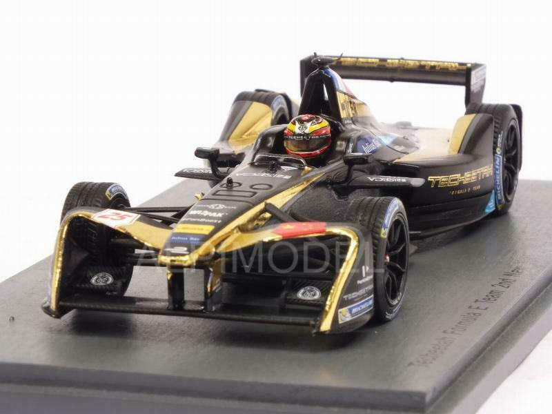 Techeetah New York Formula E 2016-17 Eric Vergne 1 43 SPARK S5914