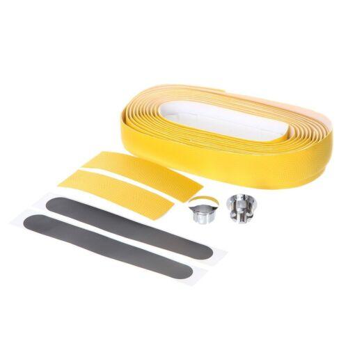 New Universal Yellow Dry Handlebar Tape Keirin Free P/&P
