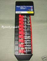 "Kobalt 10 PC 6 Point Socket Set 1 4"" Drive 3 16 - 9 16 SAE Socket Set Tools and Accessories"