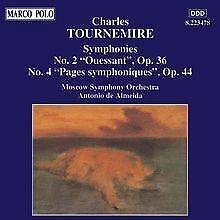 Sinfonie 2+4 von Almeida, Moskauer Symphonieorch | CD | Zustand sehr gut