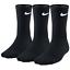 Nike-PERFORMANCE-3-ppk-Pair-Mens-Womens-Unisex-Cotton-Crew-Ankle-Sports-Socks thumbnail 17
